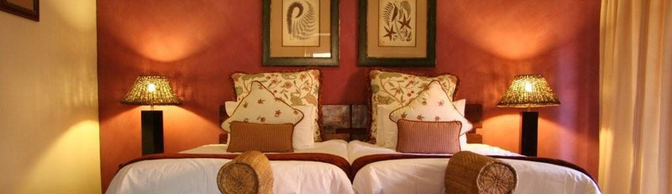 Madikwe Bush House luxury double room